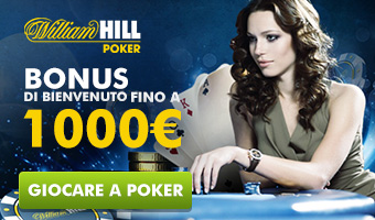 Giocare con William Hill